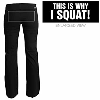 This Is Why I Squat: Junior Fit Soffe Yoga Pants