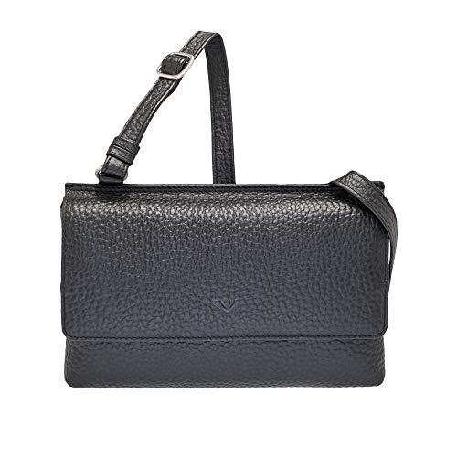 Sac Pour Voi Leather Noir Design Vld Femme Bandoulière AUwOWpSaq
