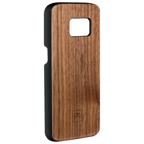 hot sales a32d8 caaa9 Platinum Samsung Galaxy S7 Fitted Hard Shell Case - Brown: Amazon.ca ...