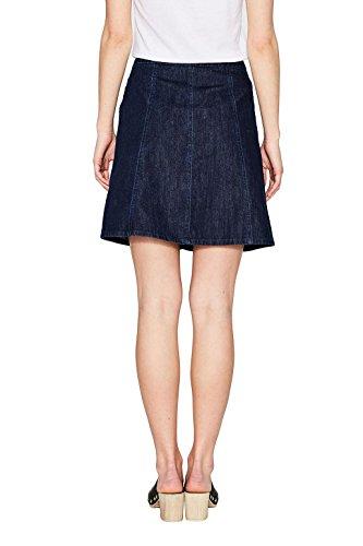 Femme edc Jupe Blue Wash Bleu Esprit Medium by RrqZwrBt