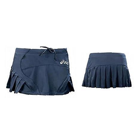 ASICS Falda de Tenis con Anillas Junior con pantalón Interior ...