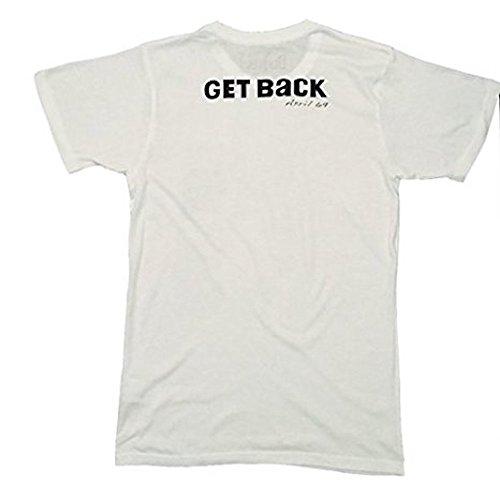 The Beatles - Get Back - Offizielles Herren T-Shirt