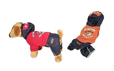 Trendy Dogs Chándal con sudadera con capucha para perro-Sillón ...