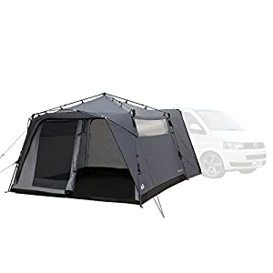 Qeedo Quick Motor bus awning, freestanding, camping tent as an awning for your camper van, camper, quick assembly