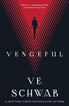 Vengeful by V.E. Schwab fantasy book reviews