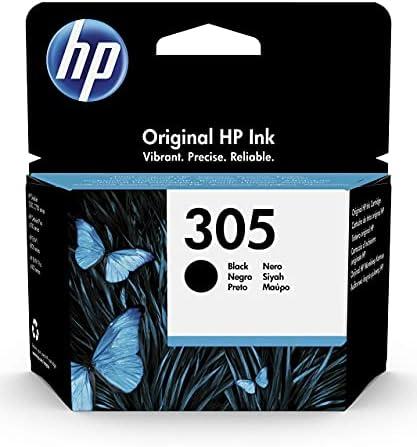 HP 305 3YM61AE, Negro, Cartucho Original de