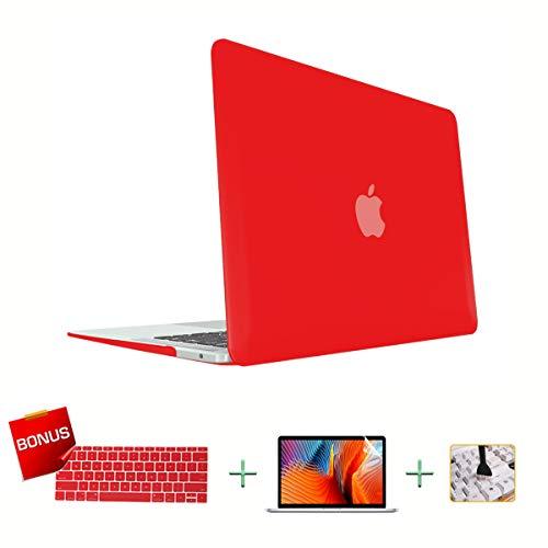 Plastic MacBook Keyboard Protector Release
