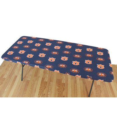 College Covers Auburn Tigers Table Cover, 6'/72 by 30''