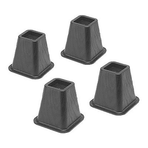 whitmor-6511-3349-blk-bed-risers-4-count-black