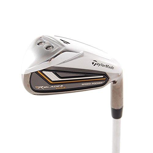 New TaylorMade RocketBladez Max 4-Iron FST Steel R-Flex RH (4 Iron Golf Club compare prices)