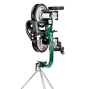 ATEC AT060 Casey PRO 3G Baseball Pitching Machine, 110-Volt
