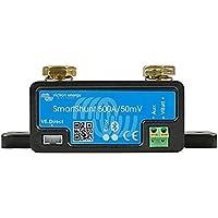 Victron Energy SHU050150050 SmartShunt 500A Batterimonitor med Direct Bluetooth, Svart, 1 st
