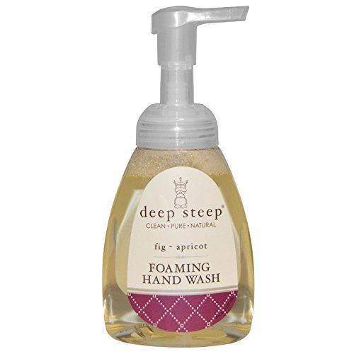 Organic Foaming Hand Wash (9 scents), Deep Steep