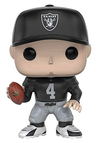 Price comparison product image Funko POP NFL: Wave 3 - Derek Carr Action Figure