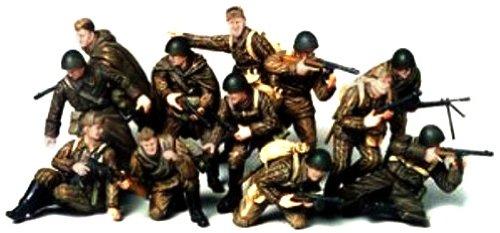 Tamiya Models Infantry Russian Assault(12) 35 (Tamiya Military Models)