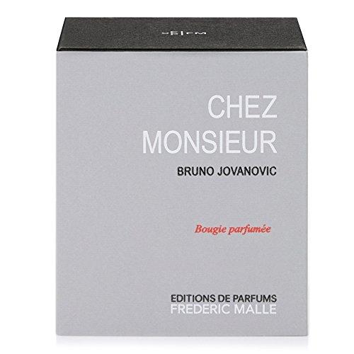 フレデリックマルシェムッシュ香りのキャンドル220グラム x6 - Frederic Malle Chez Monsieur Scented Candle 220g (Pack of 6) [並行輸入品] B071KWLN55