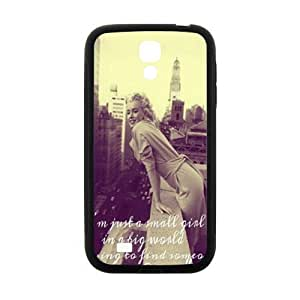 marilyn monroe miami heat Phone Case for Samsung Galaxy S4 Case