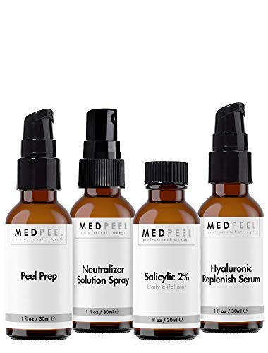 MedPeel Premium Salicylic Peel Essentials Kit