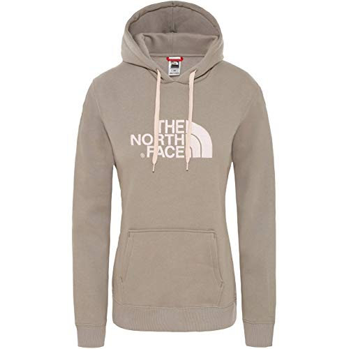 North Face Grey Drew Femme Peak Pullover Silt W The eu Hoodie BHw4qRRU