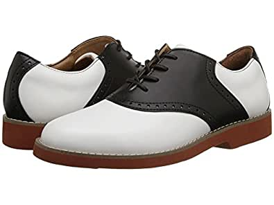 School issue upper class adult white black leather girl 39 s for Jewelry stores in gwinnett county ga