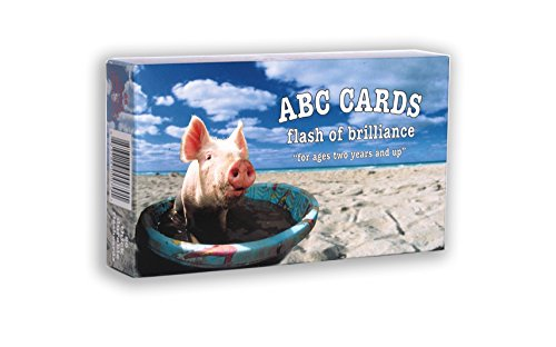 Flash of Brilliance New ABC cards with American Sign - Version Flash Yellow