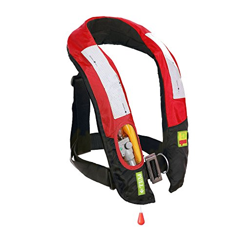 Eyson Inflatable Life Jacket Life Vest Highly Visible Automa