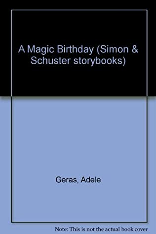book cover of A Magic Birthday
