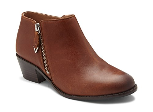 Vionic Orthaheel with Jolene Women's Mocha Boot qOgaq