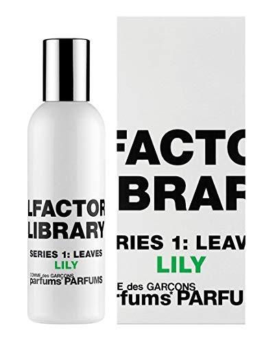 Comme Des Garcons Series 1: Leaves Lily Eau De Toilette 1.7 oz./50 ml New in Box