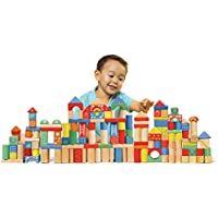 Spark Create Imagine 150 Piece Wooden Block Set