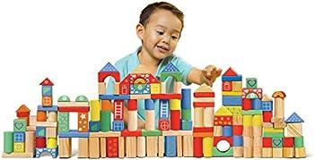 Spark Create Imagine 150 Piece Wooden Block Set