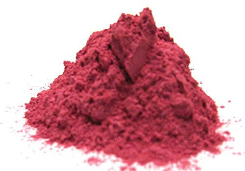 - Slice of the Moon: Rose Red Mica Powder 15g, Natural Mineral Mica, Cosmetic Grade For Lipstick Lip gloss Bath Bombs Epoxy Resin Face Blush Powder Eye pencil Dye Pigments Candle Making