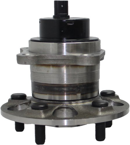 FWD - 2WD MODELS ONLY Brand New Rear Right Wheel Hub and Bearing Assembly for 04-07 Highlander FWD - [04-06 RX330 FWD] - 07-09 RX350 FWD - [06-08 RX400h FWD] 5 Lug W/ABS 512283