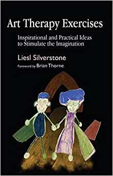 Book Art Therapy Exercises: Inspirational and Practical Ideas to Stimulate the Imagination