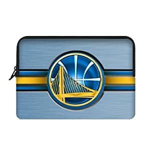 Golden State Warriors Back design for Two Sides Macbook Air Sleeve 13 Inch-by Allthingsbasketball