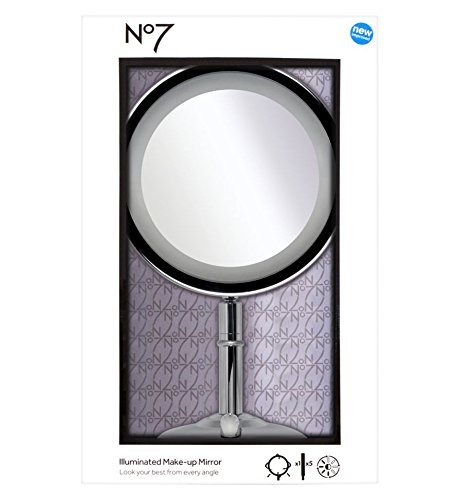 No7 Illuminated Makeup Mirror Bulb Saubhaya Makeup
