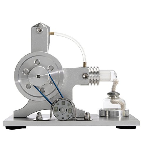 BangBang Stirling Engine Model Physical Motor Power Generator External Combustion Educational Toy