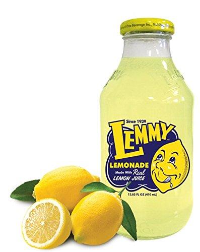 Lemmy Little Chug - Regular Lemonade 12 pack