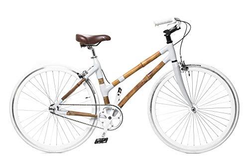 Bicicleta de Bambú Urbana Chapultepec