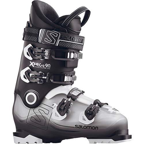 Salomon X-Pro R90 Ski Boots - 29.5/Anthracite Transparent-Black