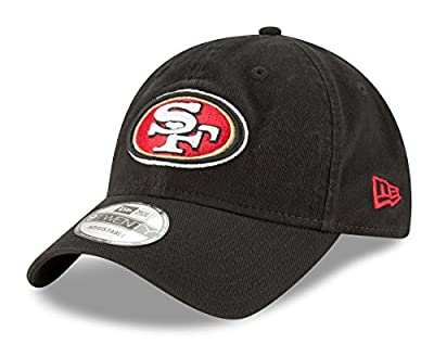 New Era San Francisco 49ers NFL 9Twenty Core Classic Secondary Adjustable Hat by New Era