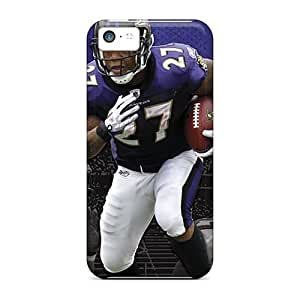 Fashion Tpu Cases For Iphone 5c- Baltimore Ravens Defender Cases Covers