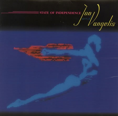 State of Independence (Long Version) / The Friends of Mr Cairo (Long Version) - Jon and Vangelis - UK Import [12