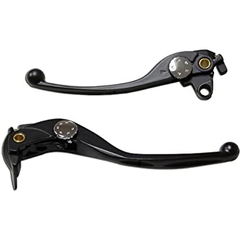 Brake & Clutch Levers - Honda CBR 1000RR CBR1000RR 04-07 - Black