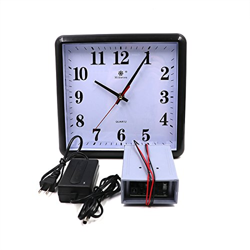 Escape Room Prop,Clock Props with Controller Set Right Time to Unlocking Control 12V EM Lock by BearHoHo