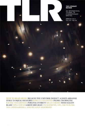 The Literary Review: How To Read Music