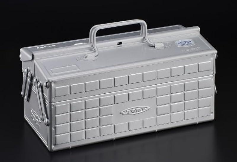 TOYO 스틸 2단식 공구 상자 ST-350 (6색상)
