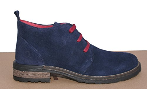 Navy Stivali Blue Oxygen Donna Tweed Blu n8WWSHq