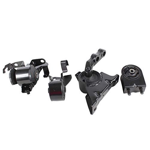 DNJ MMK1040 Complete Engine Motor & Transmission Mount kit for 2002-2003 / Mazda / Protege5 / 2.0L / Manual Trans