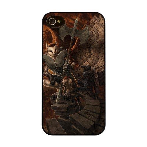 Diabloskinz H0026-0012-0005 The Sea Wardens Schutzhülle für Apple iPhone 4/4S